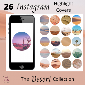 The Desert Highlight Cover Collection